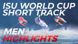 ISU World Cup Short Track | Torino 2019 Mens Highlights