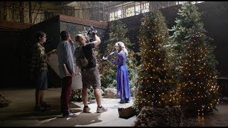 Lindsey Stirling Carol Of The Bells Behind The Scenes