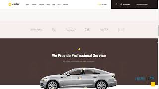 Carlax Car Parts Store and Auto Service WordPress Theme      Jeffry E