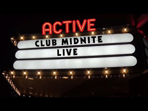 CLUB MIDNITE PARTY TEAM @ THE ACTIVE PARK