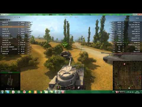 World of Tanks великобритания
