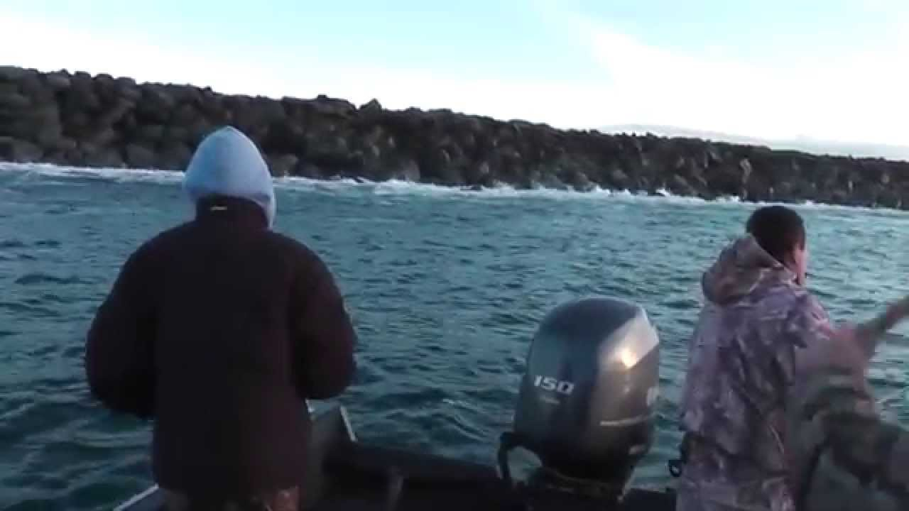 Fishing for lingcod and rockfish 2013 oregon coast youtube for Oregon out of state fishing license
