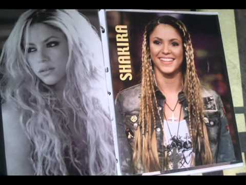 Mi Coleccion De Shakira  - Album Shakifan video