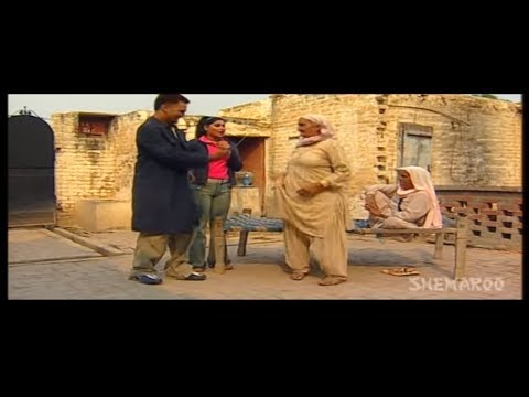 Old Punjabi Woman Speaks Funny English...