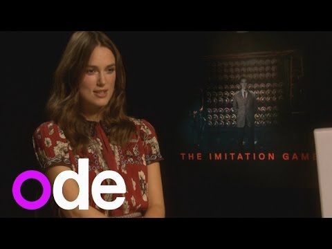 Keira Knightley interview: Why you should see The Imitation Game and Keira breaks codes