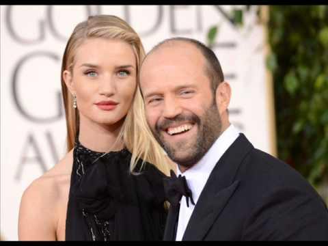 Jason Statham Wife Jason Statham With Wife
