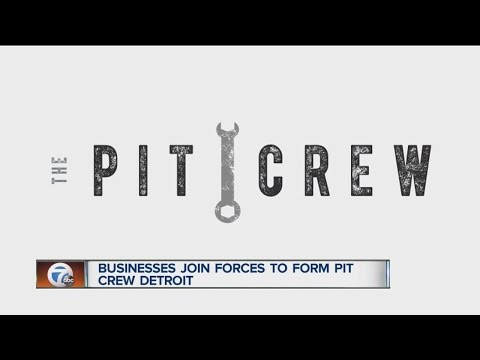 Businesses join force to form Pit Crew Detroit