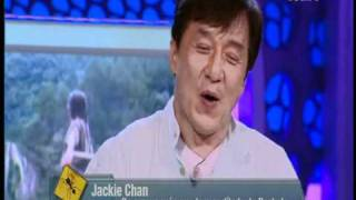 El Hormiguero con Jakie Chan Will Smith parte Karate Kid 2010 Parte 1