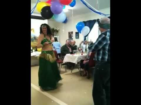 Belly dancer part I