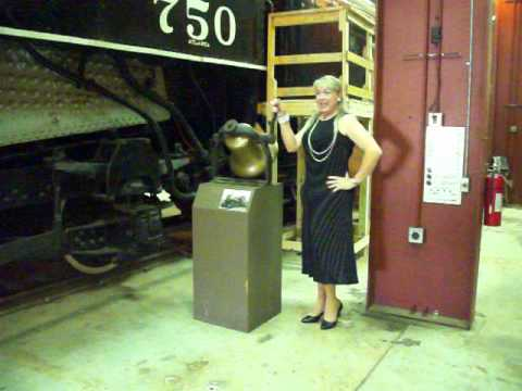 2014 SEP 05 For whom the bell tolls Southeastern Railway Museum