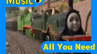 Thomas and Friends Music : All You Need Classic Season Ver.