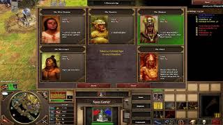 Age of Empires 3 Aztec Gameplay 5