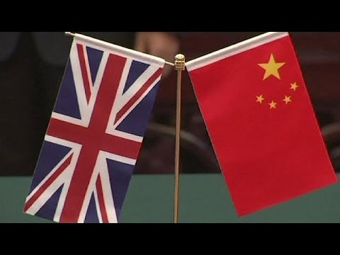 Britain's Cameron pushes for EU-China free trade deal - economy