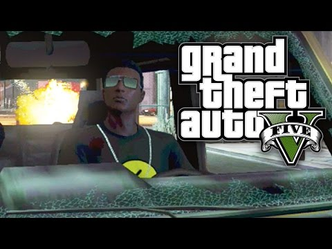 GTA 5 THUG LIFE #80 - RIDING THRU WAR! (GTA V Online)