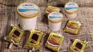 Tilapia Ice Cream and Tilapia Cookies Technology Enhancement and Commercilization I&II