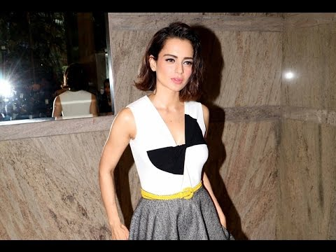 Kangana Ranaut on Salman Khan 'Raped Woman' Comment Controversy: Horrible and Extremely Insensitive