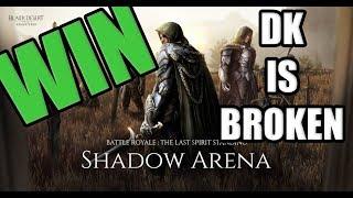 Shadow Arena, de DK eu não perco! - Black Desert SA ‹ Tome Shot ›