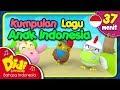 Lagu Lagu Anak Balita Indonesia | Kalau Kau Suka Hati & Lain-Lain | Didi & Friends |  37 Menit
