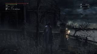 And there I was expecting Bloodborne to be a challenge...