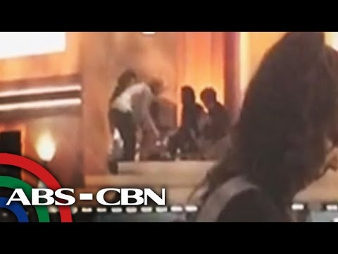 Miss Bahamas, nag-collapse sa Miss Universe rehearsals