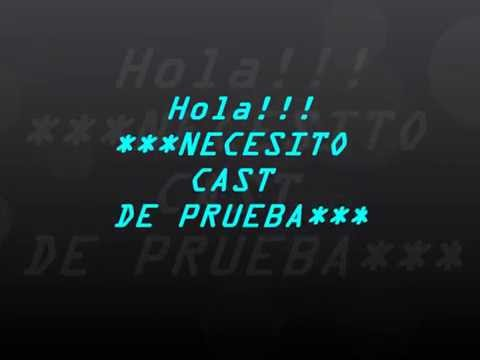 NECESITO CAST!!! (Lean descripcion)