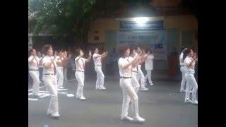 Bài tập vui khỏe CHA CHA - CLB khu phố - phường Tân Thành