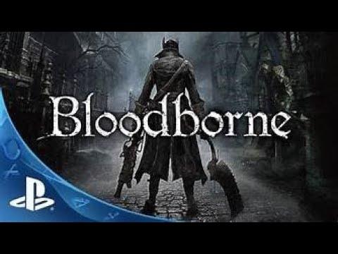 BLOODBORNE Let's Play Part 23 # Der ZÄHE JÄGER und die Suche nach HIRNFLÜSSIGKEIT