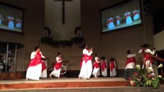 Praise Dance Joy to The World