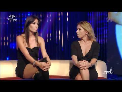 Elisabetta Gregoraci  Victor Victoria 04/06/2011