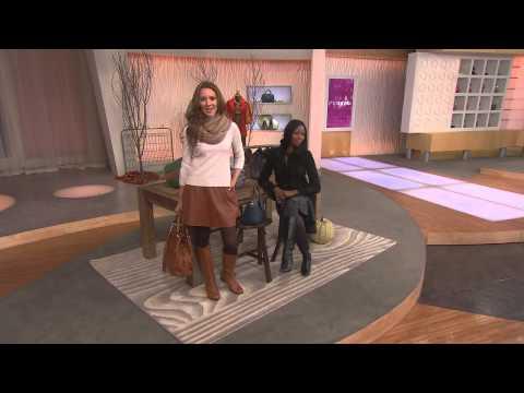 Legacy Legwear 3-pr Opaque Control Top Tights with Lisa Robertson