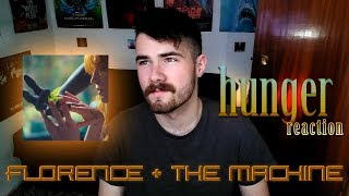 Download Lagu FLORENCE + THE MACHINE - HUNGER | REACTION/ REACCIÓN | MR.GEORGE Gratis STAFABAND