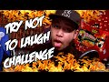 Pedaih Baq Hang!! - (TENGOK SAMPAI HABIS!!) - Try Not To Laugh Challenge - 2x Spicy Ramen!! -