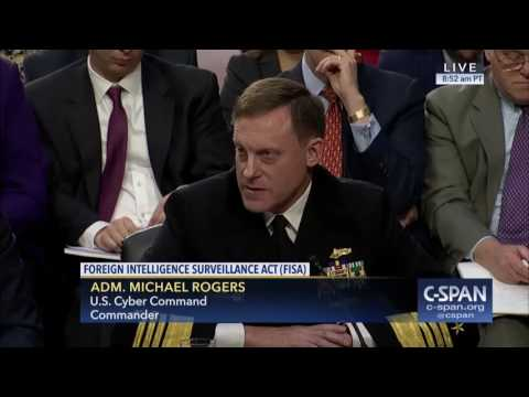 Senator Lankford Questions Intel Chiefs on FISA, Russia Investigation