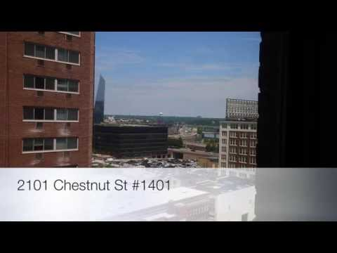 2101 Chestnut St #1401