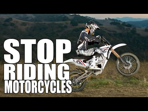 5 Reasons NOT To Ride A Motorcycle