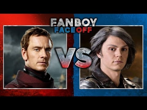 Magneto vs Quicksilver: Fanboy Faceoff