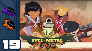 Let's Play Full Metal Furies [Co-op] - PC Gameplay Part 19 - Double Trouble