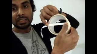 What does Pi Mean? Simple Experiment with Strips of Paper