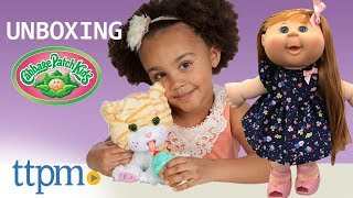 Unboxing | New Cabbage Patch Kids