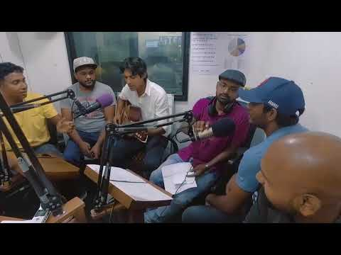 Api Machan Live Chat @ Rhythm World 16.10.2017