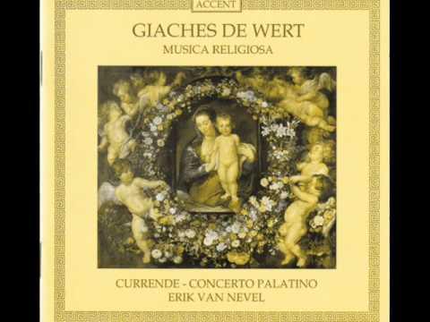 Giaches de Wert - O altitudo divitiarum