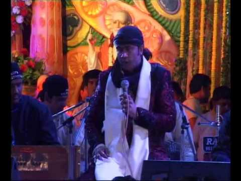 Ganesh Vandana By Hamsar Hayat Live In Deedar-e-sai Moga video