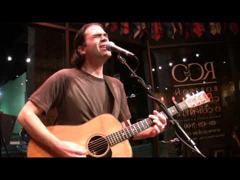 Josh Woodward - She Dreams in Blue live at Coffee Amici, 11/7/2009