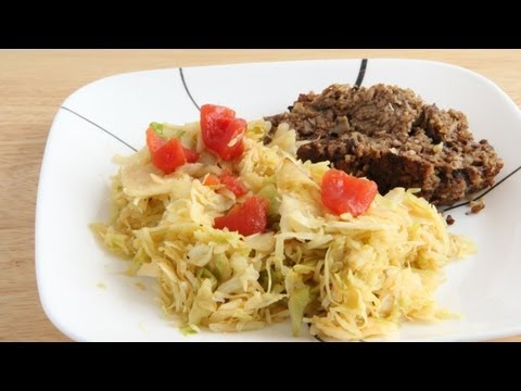 Fried Cabbage Recipe &#8211; Day 10 Southern Queen of Vegan Cuisine Project