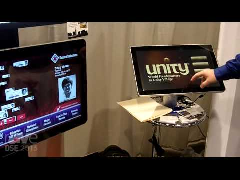 DSE 2015: TouchSystems Exhibits IDS All-in-One Bezel-less Touch Display for 24/7 Use