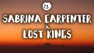 Download Lagu Lost Kings, Sabrina Carpenter ‒ First Love (Lyrics / Lyrics Video) Gratis STAFABAND