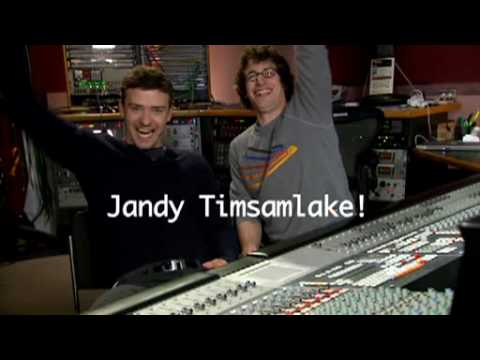 Announcing SNL- Justin Timberlake and Andy Samberg