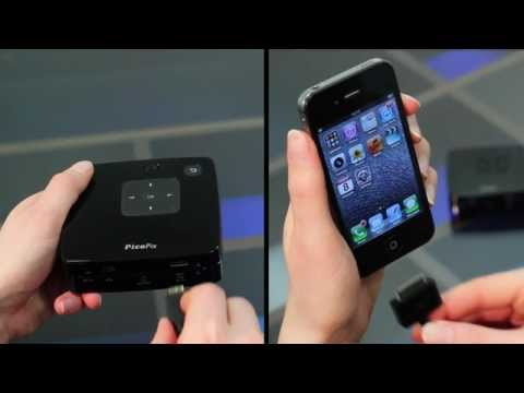 Tutorial video Philips PPX 2450-2480 - Iphone4S
