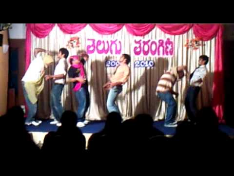 Gay Dance By Andhra Students Of Jss Medical College video