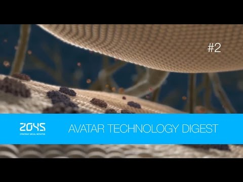 #2 Avatar Technology Digest (ENGLISH)